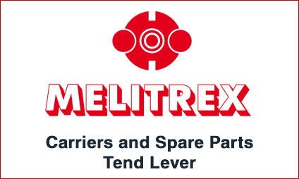 carriers-and-spare-parts-tend-lever-melitrex-srl-desio