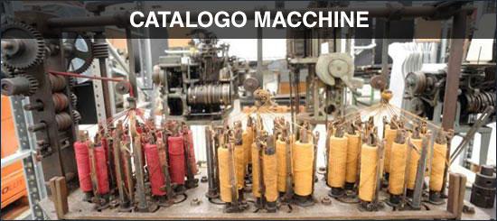 Catalogo Macchine